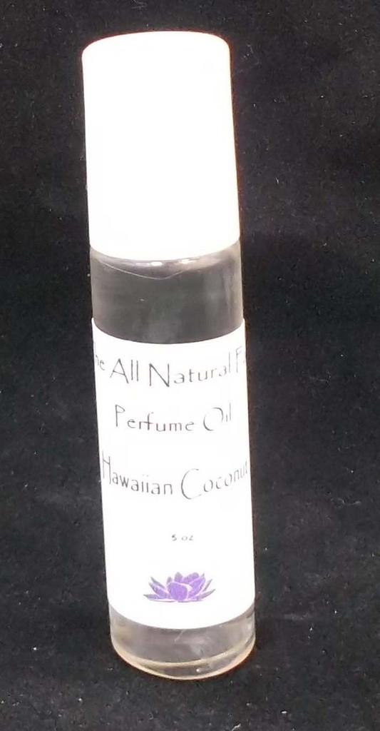 Fragrance Oil Hawaiian Coconut