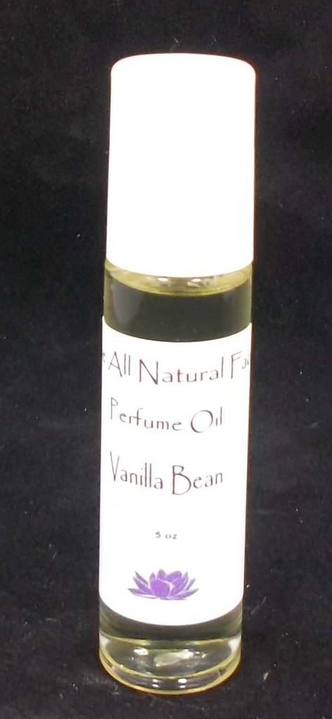 Vanilla Bean Fragrance Oil