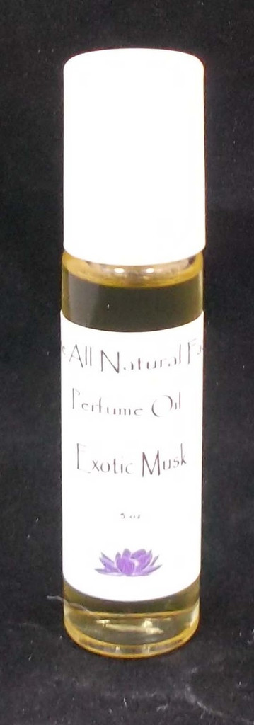 Fragrance Oil Exotic Musk