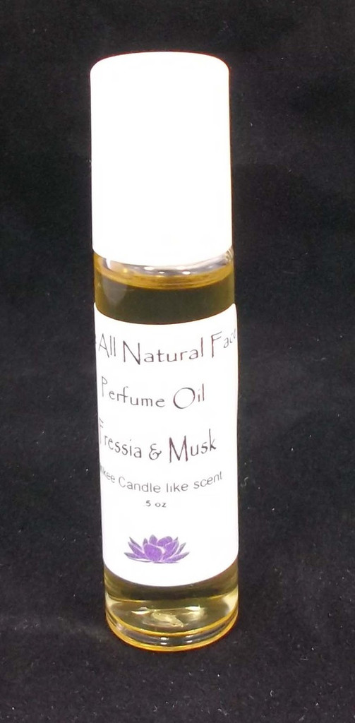 Fragrance Oil Fressia and Musk