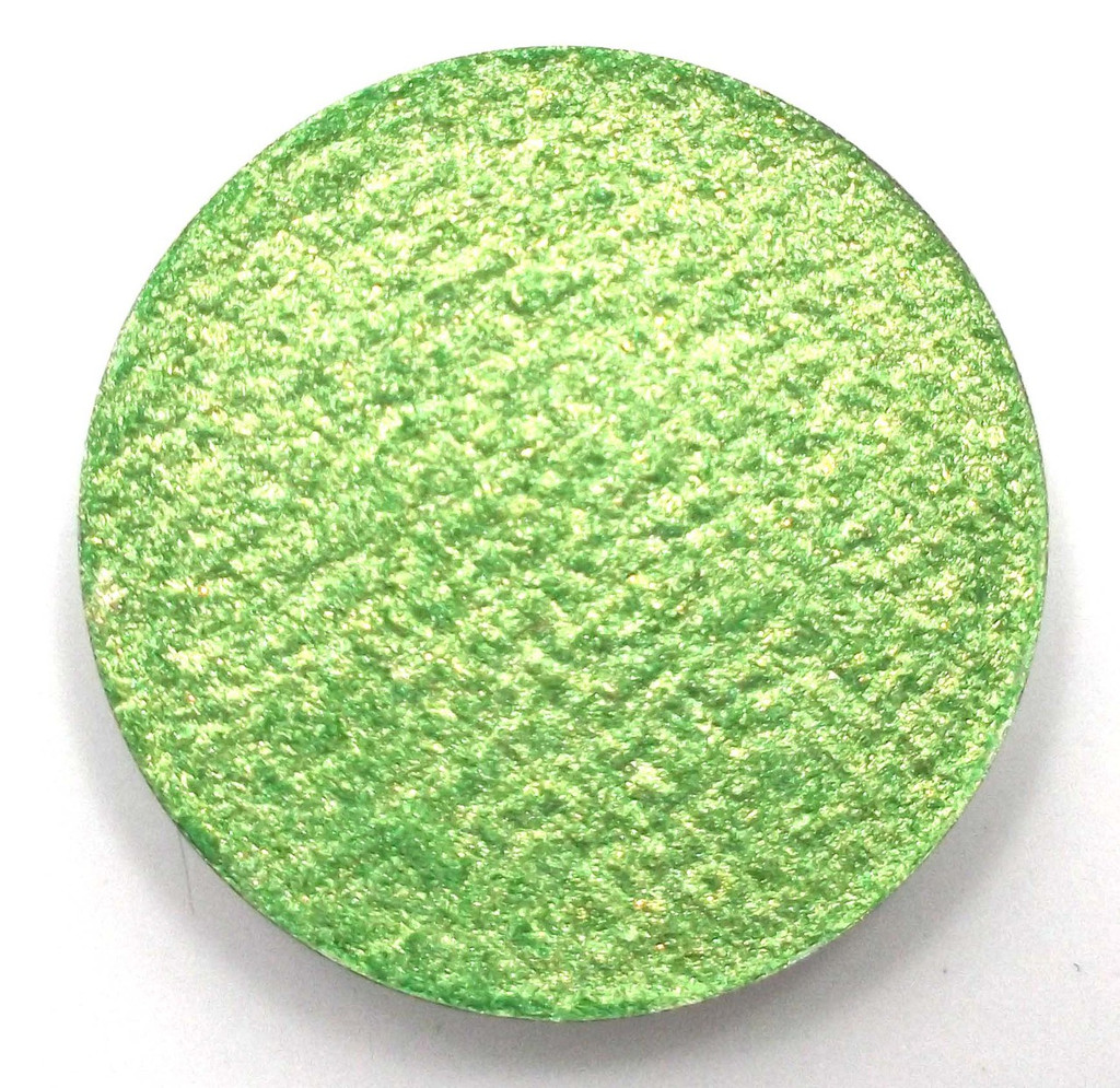 Pressed Vegan Mineral Eyeshadow - Absinthe
