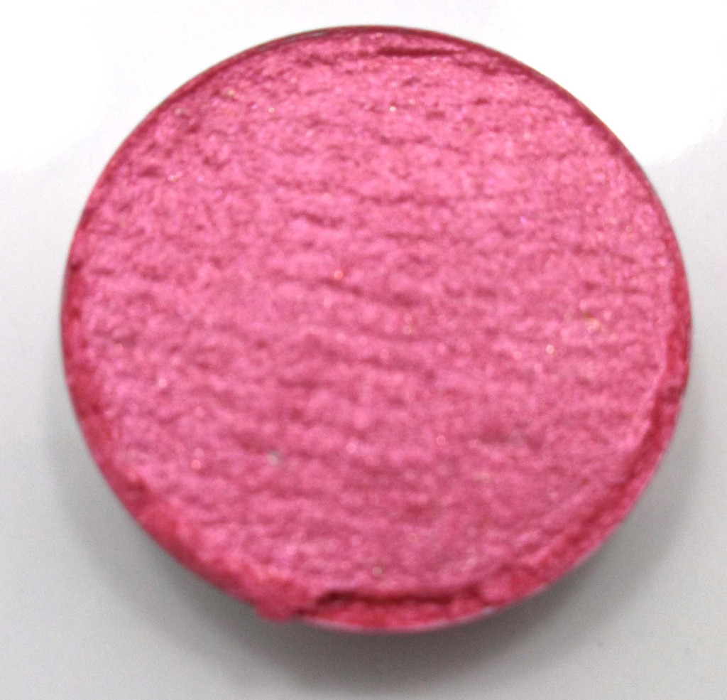 Pressed Vegan Mineral Eyeshadow - Fireball Fuschia