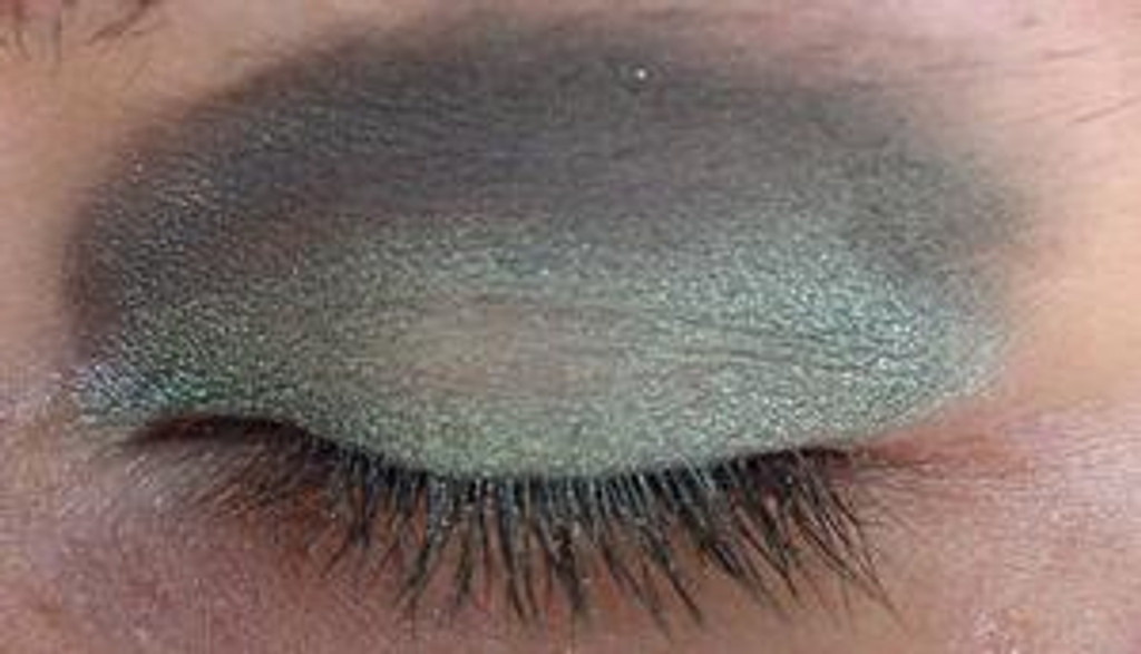 Pressed Vegan Mineral Eyeshadow - Forest Nymph