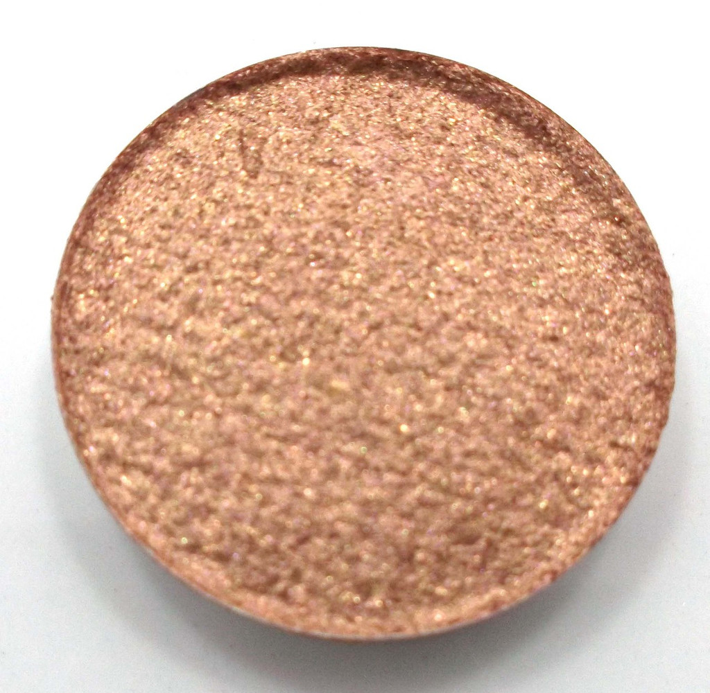 Pressed Vegan Mineral Eyeshadow - Honey Gold