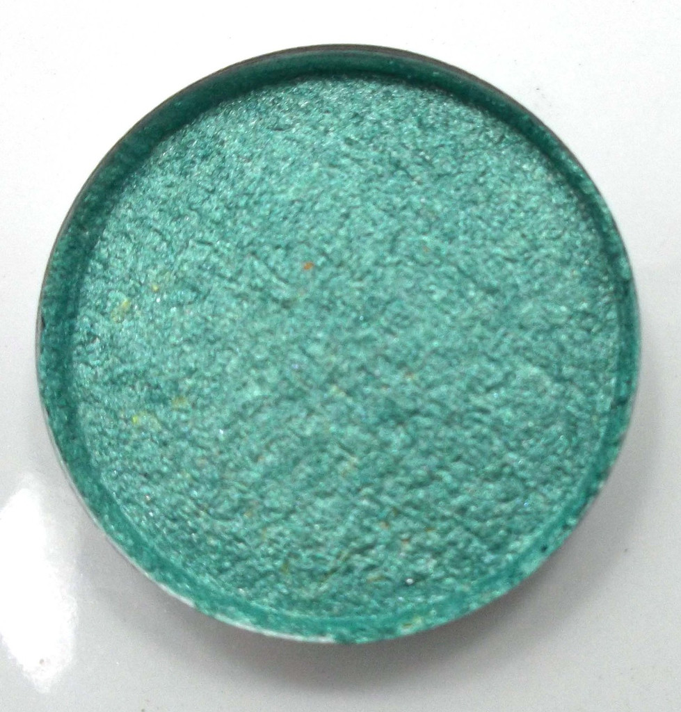 Pressed Vegan Mineral Eyeshadow - Mermaids Choice