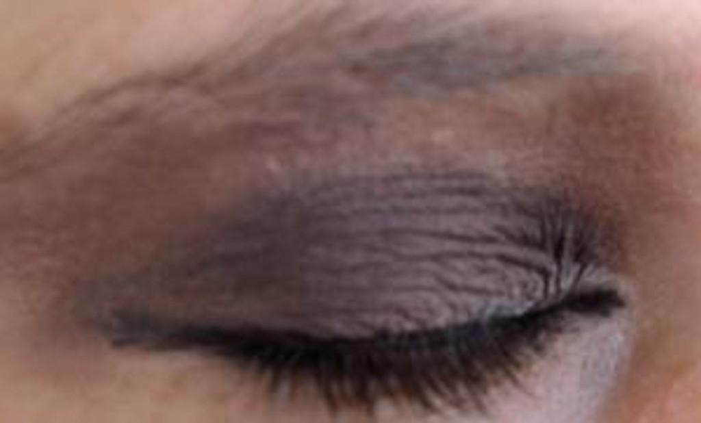 Pressed Vegan Mineral Eyeshadow - Midnight Plum
