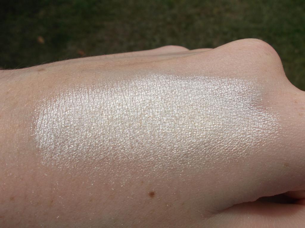 Pressed Vegan Mineral Eyeshadow - Orange Ice Storm