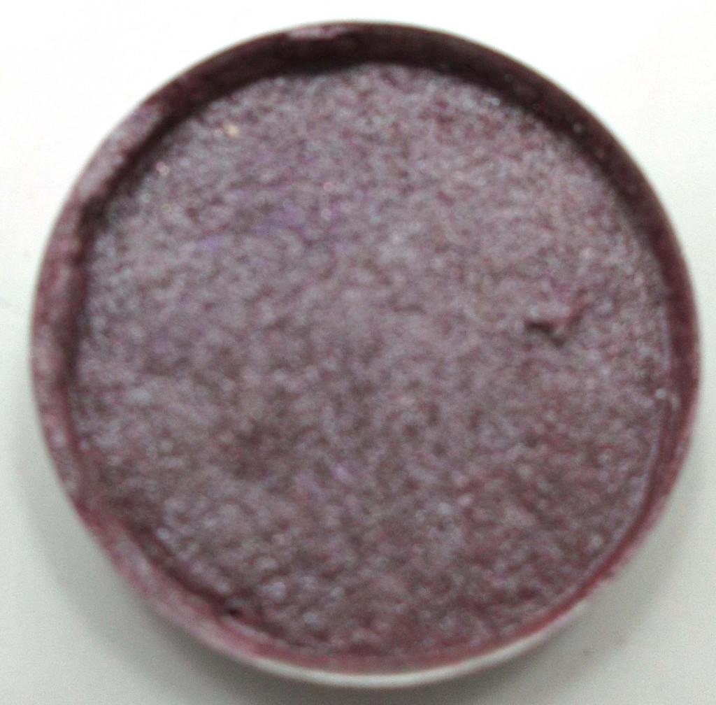 Pressed Vegan Mineral Eyeshadow - Plum Shimmer