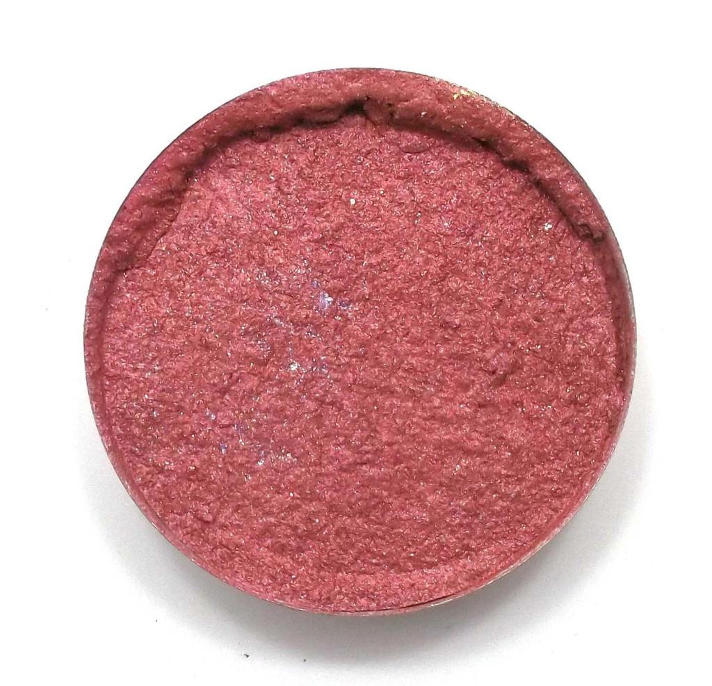 Pressed Vegan Mineral Eyeshadow - Scarlet Shimmer