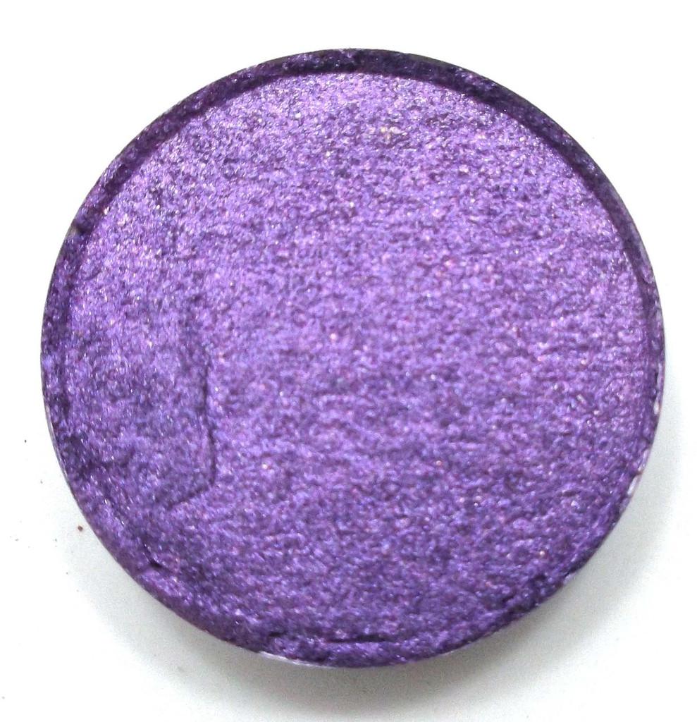 Pressed Vegan Mineral Eyeshadow - Screaming Purple