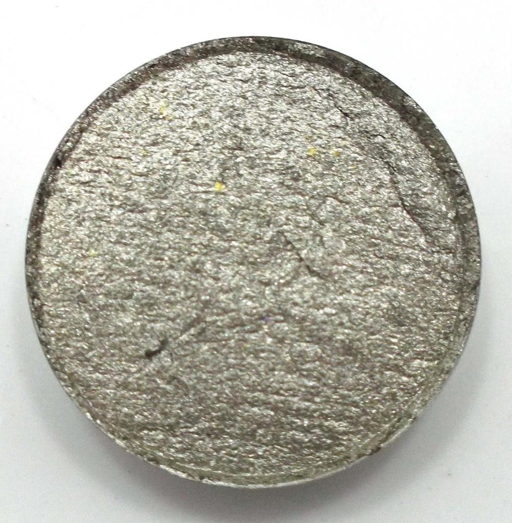 Pressed Vegan Mineral Eyeshadow - Silvered Moss