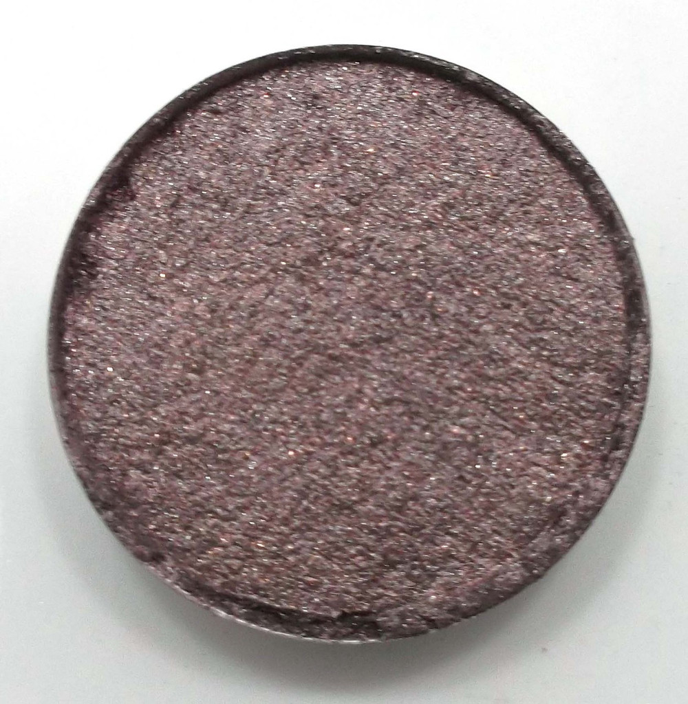 Pressed Vegan Mineral Eyeshadow - Swiss Chocolate
