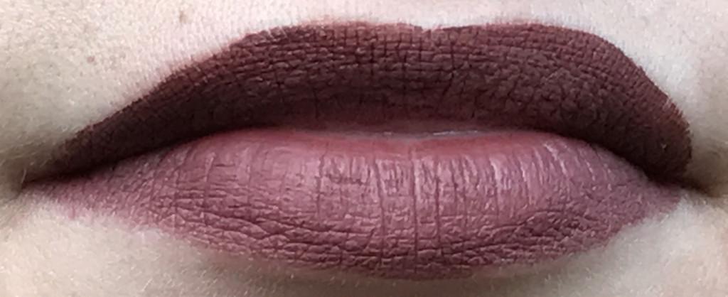 Vegan Black Cherry Long Wear Liquid Lipstick