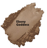 Dark Chocolate - Ebony Goddess Vegan Mineral Foundation