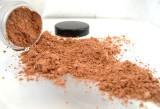 Vegan Mineral Eyeshadow - Powdered Cocoa