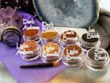 One Vegan Brow Mineral Powder and One Vegan Brow Wax with Mini Vegan Brow Brush