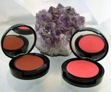 Vegan Matte Cream Blushes for Lips and Cheeks