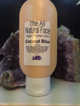Vegan Coconut Bliss Shimmer Lotion