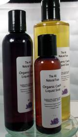 Organic Castile Liquid Soap