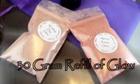 Vegan Large Refill Baggies for 30 Gram Jars of Glow