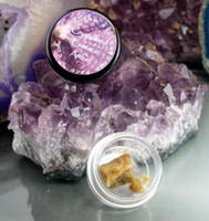 Crystallized Sandalwood Essence 1 1/2 grams in Jar
