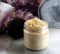 Acne Mud Mask made with Multani Clay