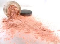 Vegan Mineral Eyeshadow - Peach Ice