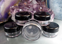 Empty 5 Gram  Jars With Sifter Seals