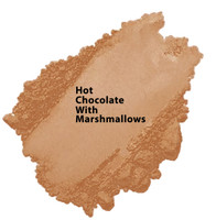 Chocolate - Hot Chocolate With Marshmallows Vegan Mineral Foundation