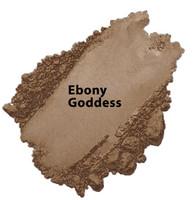 Dark Chocolate - Ebony Goddess Vegan Mineral Foundation