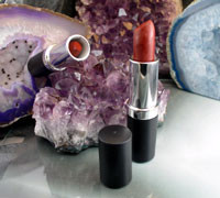 Vegan Lipstick in Brick
