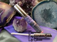Mint Infused Vegan Lip Gloss Peppermint Stick