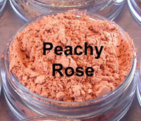 Vegan Matte Blush in Peachy Rose