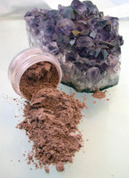 Vegan Shimmer Blush in Mulberry