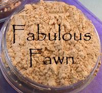 Fabulous Fawn Vegan Mineral Veil