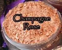 Champagne Rose Vegan Mineral Glow