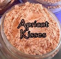 Apricot Kisses Vegan Mineral Glow