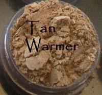 Cool Tone - Tan Warmer Vegan Mineral Foundation