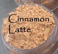 Cinnamon - Cinnamon Latte Vegan Mineral Foundation