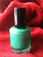 Grasshopper Green Nail Polish