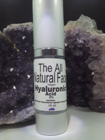 Hyaluronic Acid Serum 2%  100% Vegan!   Super Hydrating for Younger, Firmer and Plump Skin