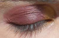 Pressed Vegan Mineral Eyeshadow - Cherry Bomb