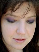 Pressed Vegan Mineral Eyeshadow - Evening Orchid