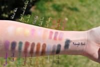 Pressed Vegan Mineral Eyeshadow - Purple Gold