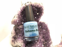Bahama Blue Nail Polish