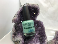 Frosted Mint Nail Polish