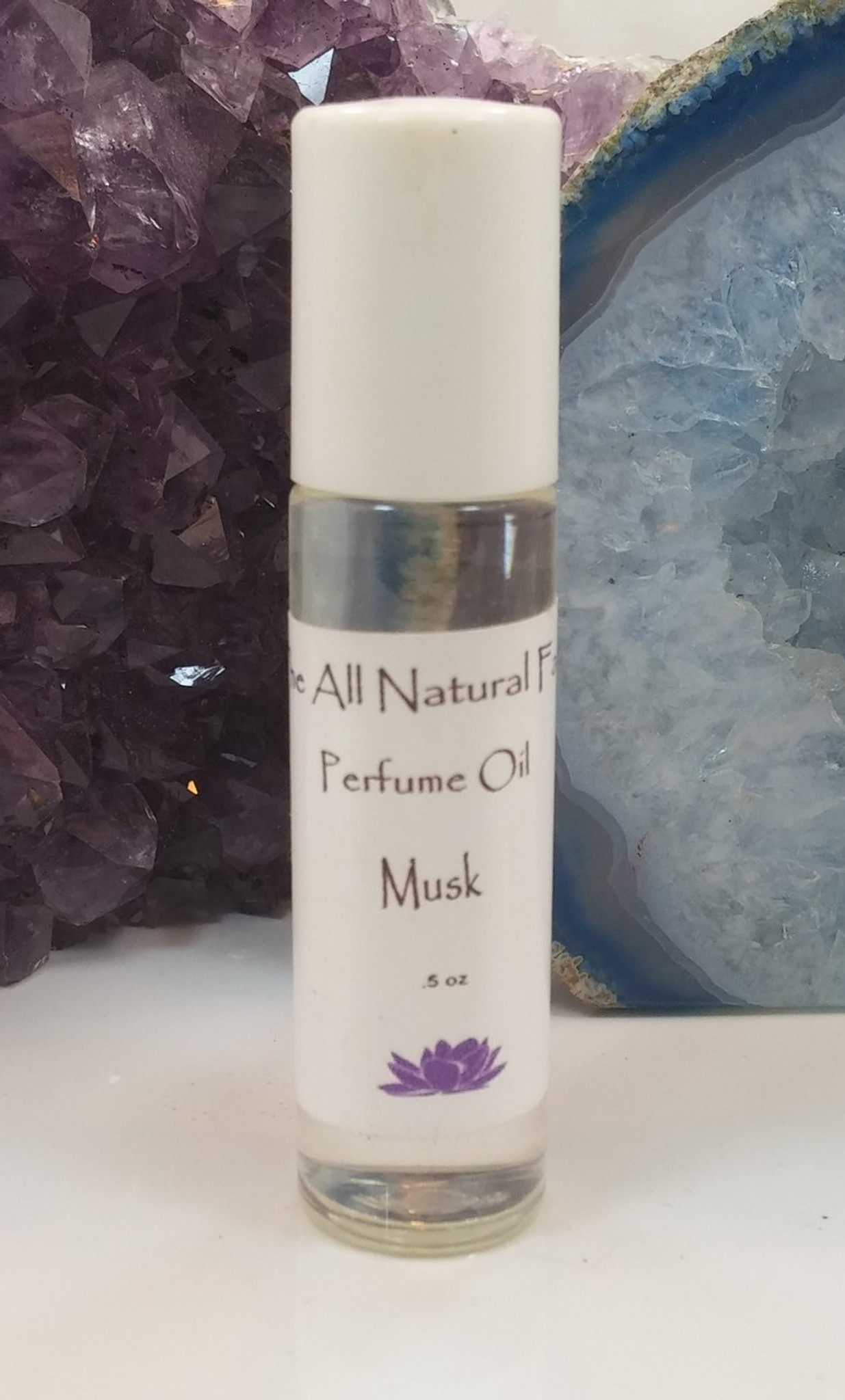Fragrance Oil Musk The All Natural Face