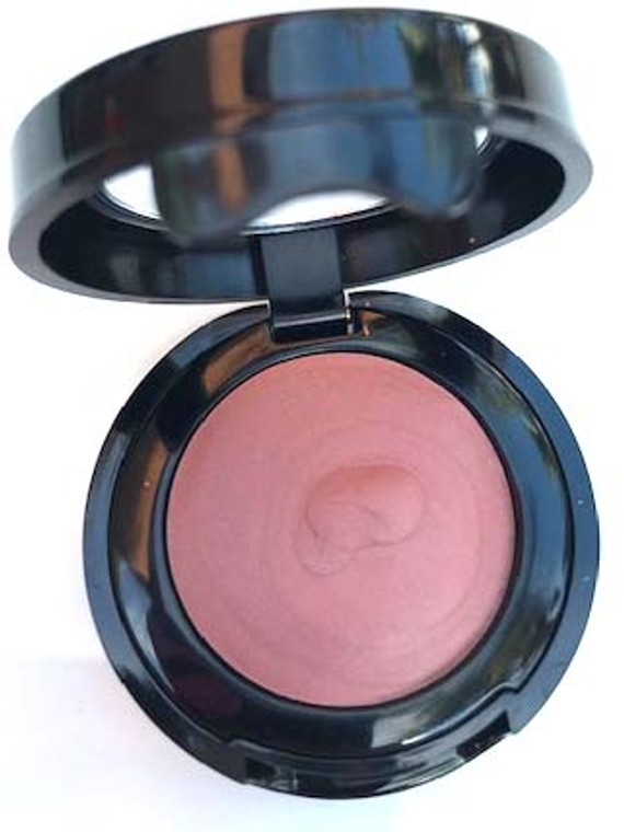 Long Wear Cream Vegan Mineral Eye Shadow - Mauve Shimmer