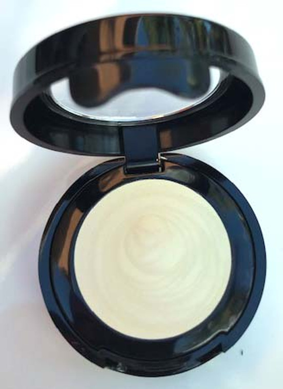 Long Wear Cream Vegan Mineral Eye Shadow - Lemon Ice