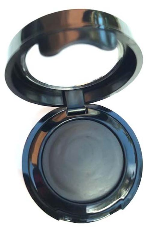 Long Wear Cream Vegan Mineral Eye Shadow - Black Forest
